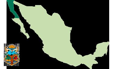 División política del estado