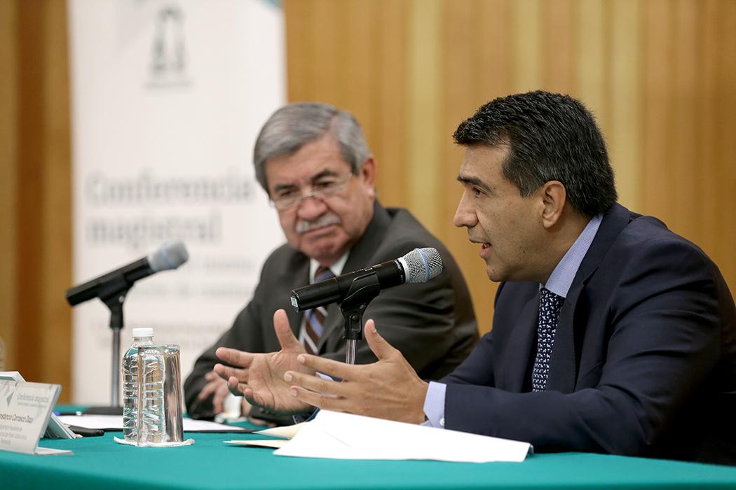 Conferencia del Auditor Superior de la Federación