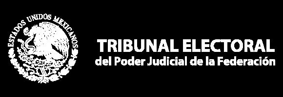 Logotipo del Tribunal Electoral del Poder Judicial de la Federación.