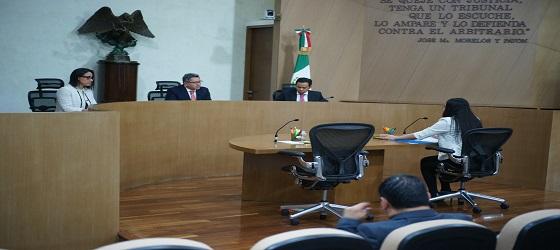 Se resuelven asuntos relativos a la sanción impuesta a candidata a diputación local y ampliación del plazo para entrega de paquetes electorales en Guerrero
