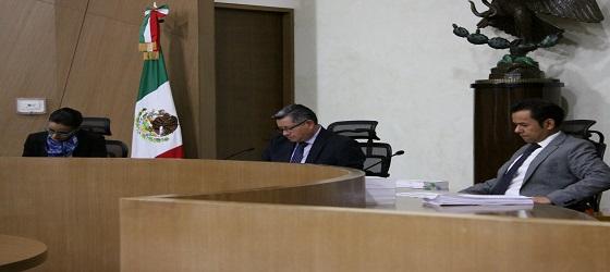 Se pronuncia la SRCDMX en asuntos relacionados con fiscalización y elecciones locales