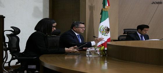 Resuelve la SRCDMX asuntos relacionados con fiscalización en Ciudad de México, Morelos, Guerrero y validez de elección local en Morelos