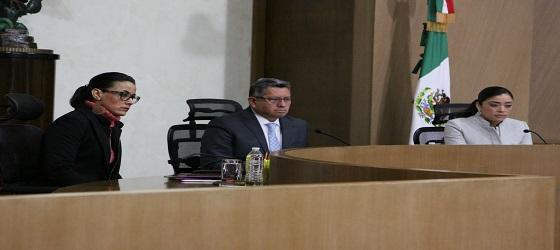 Se resuelven asuntos relacionados con procedimientos especiales sancionadores en la Ciudad de México