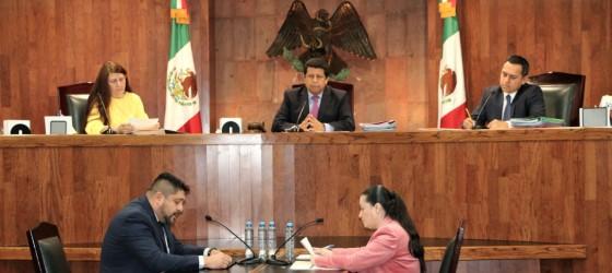 LA SALA REGIONAL GUADALAJARA CONFIRMA ELECCIONES DE MUNCÍPES EN DURANGO