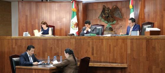 LA SALA REGIONAL GUADALAJARA CONFIRMA ELECCIONES DE MUNÍCIPES EN DURANGO