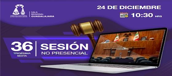 LA SALA REGIONAL GUADALAJARA DEL TEPJF MODIFICA SENTENCIA DEL TRIBUNAL ELECTORAL DEL ESTADO DE JALISCO