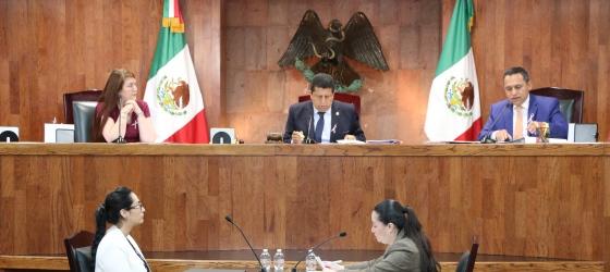 LA SALA REGIONAL GUADALAJARA DEL TEPJF REVOCA LA DESIGNACIÓN DE LA SECRETARIA EJECUTIVA ELECTORAL DE DURANGO