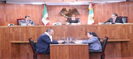 LA SALA REGIONAL GUADALAJARA CONFIRMÓ LA SANCIÓN IMPUESTA AL PARTIDO DE BAJA CALIFORNIA POR PARTE DEL CONSEJO GENERAL DEL INSTITUTO NACIONAL ELECTORAL