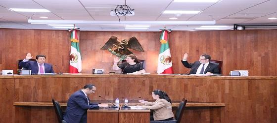 LA SALA REGIONAL GUADALAJARA CONFIRMÓ LOS RESULTADOS DE DISTINTAS ELECCIONES MUNICIPALES, DE UNA DIPUTACIÓN Y UNA SENADURÍA, EN LOS ESTADOS DE CHIHUAHUA, DURANGO, NAYARIT Y SONORA