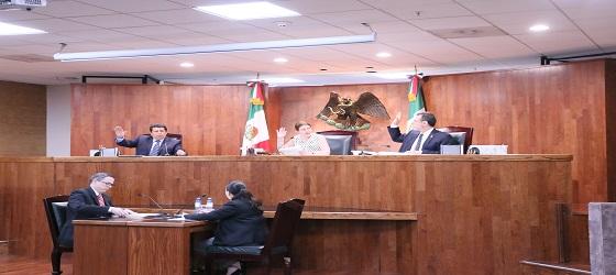 LA SALA REGIONAL GUADALAJARA RESOLVIÓ DOS RECURSOS DE APELACIÓN DE LOS ESTADOS DE BAJA CALIFORNIA SUR Y JALISCO