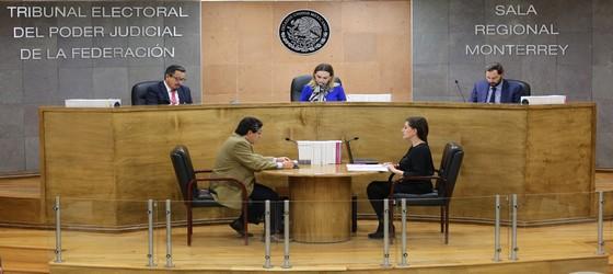 SALA MONTERREY DECIDE DIVERSAS IMPUGNACIONES DE AYUNTAMIENTOS Y ANULA LA ELECCIÓN DE HUIMILPAN Y QUERÉTARO