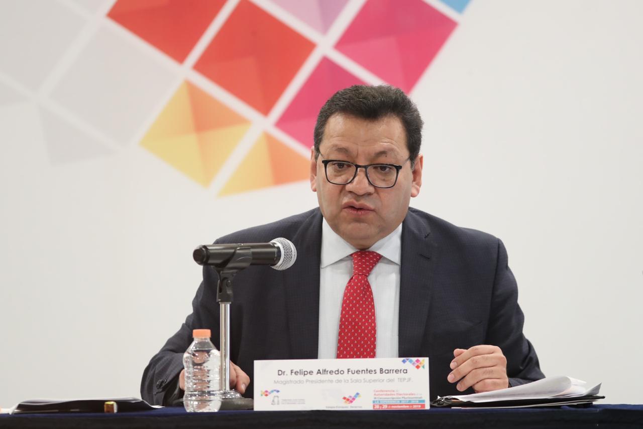 Llama Felipe Fuentes Barrera a cristalizar en el Congreso de la Unión la propuesta de tipificar la violencia política en razón de género