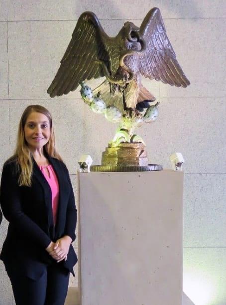 Nombran a Gabriela Ruvalcaba García directora de la Escuela Judicial Electoral