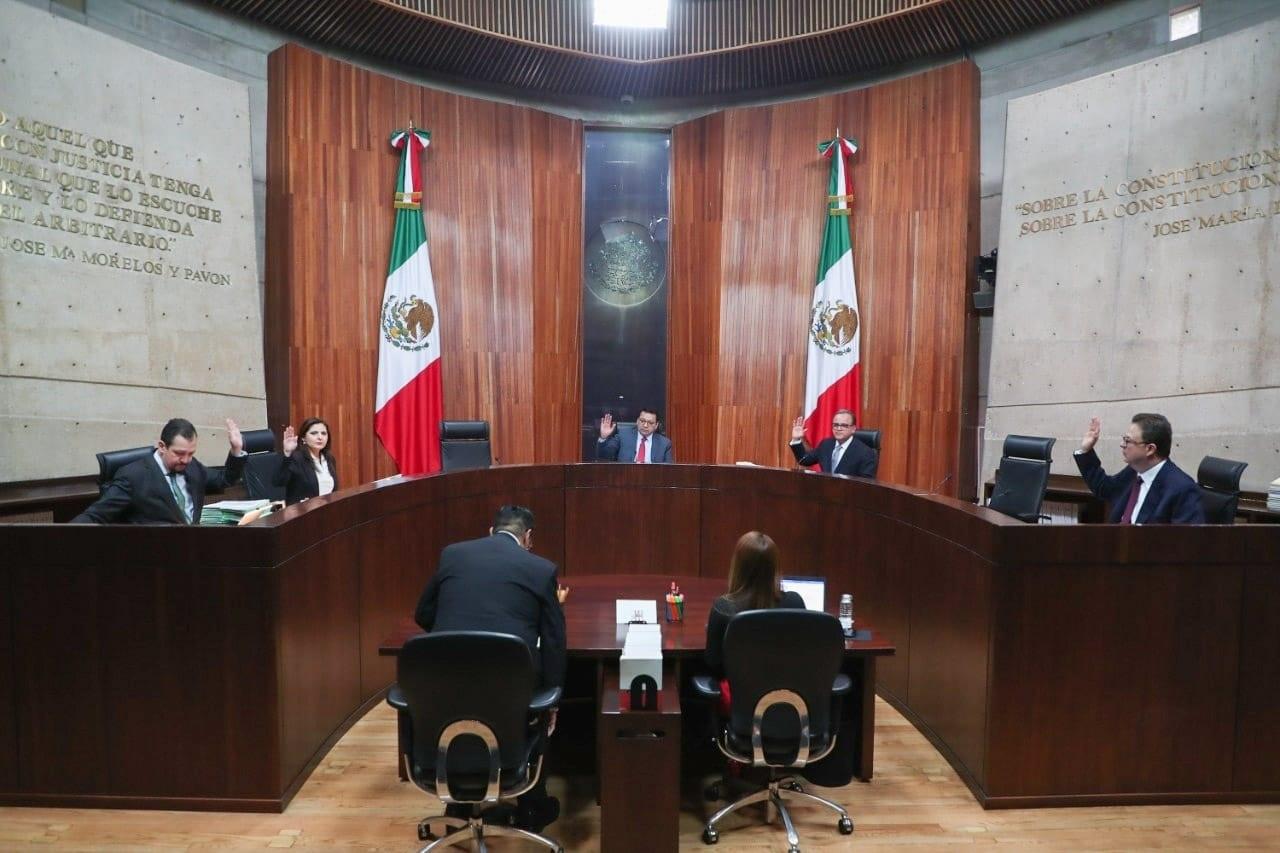 Revoca TEPJF obligación de renunciar a quienes aspiren a cargos partidistas en Morena