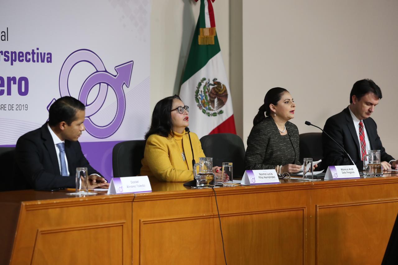 Compromiso del TEPJF, analizar a fondo violencia contra mujeres: Mónica Soto Fregoso