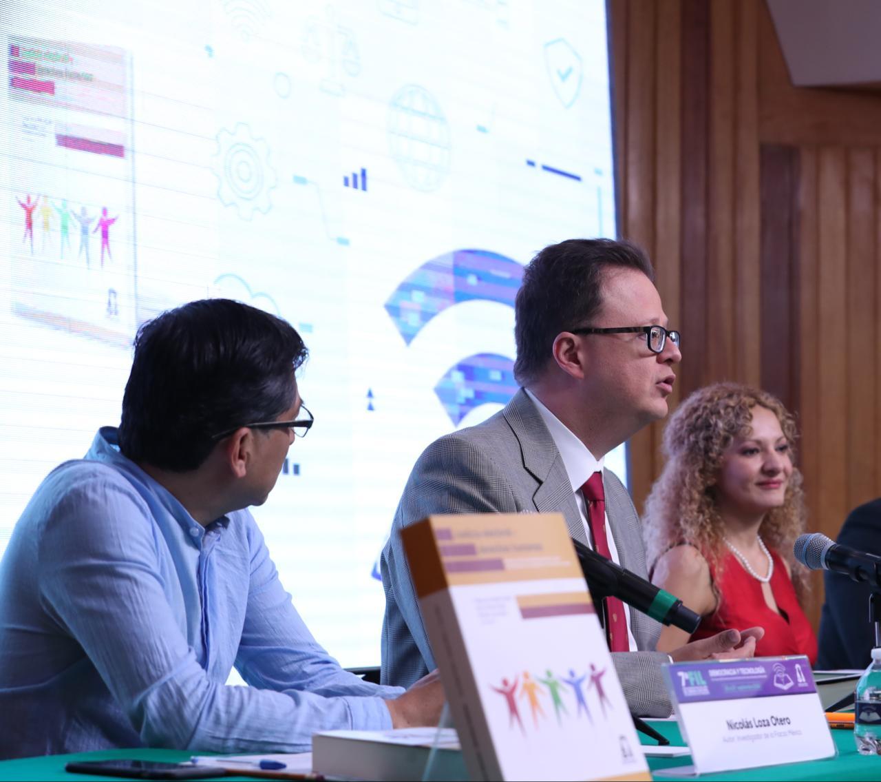 Reto para los jueces hacer efectivos los derechos humanos: Felipe de la Mata Pizaña