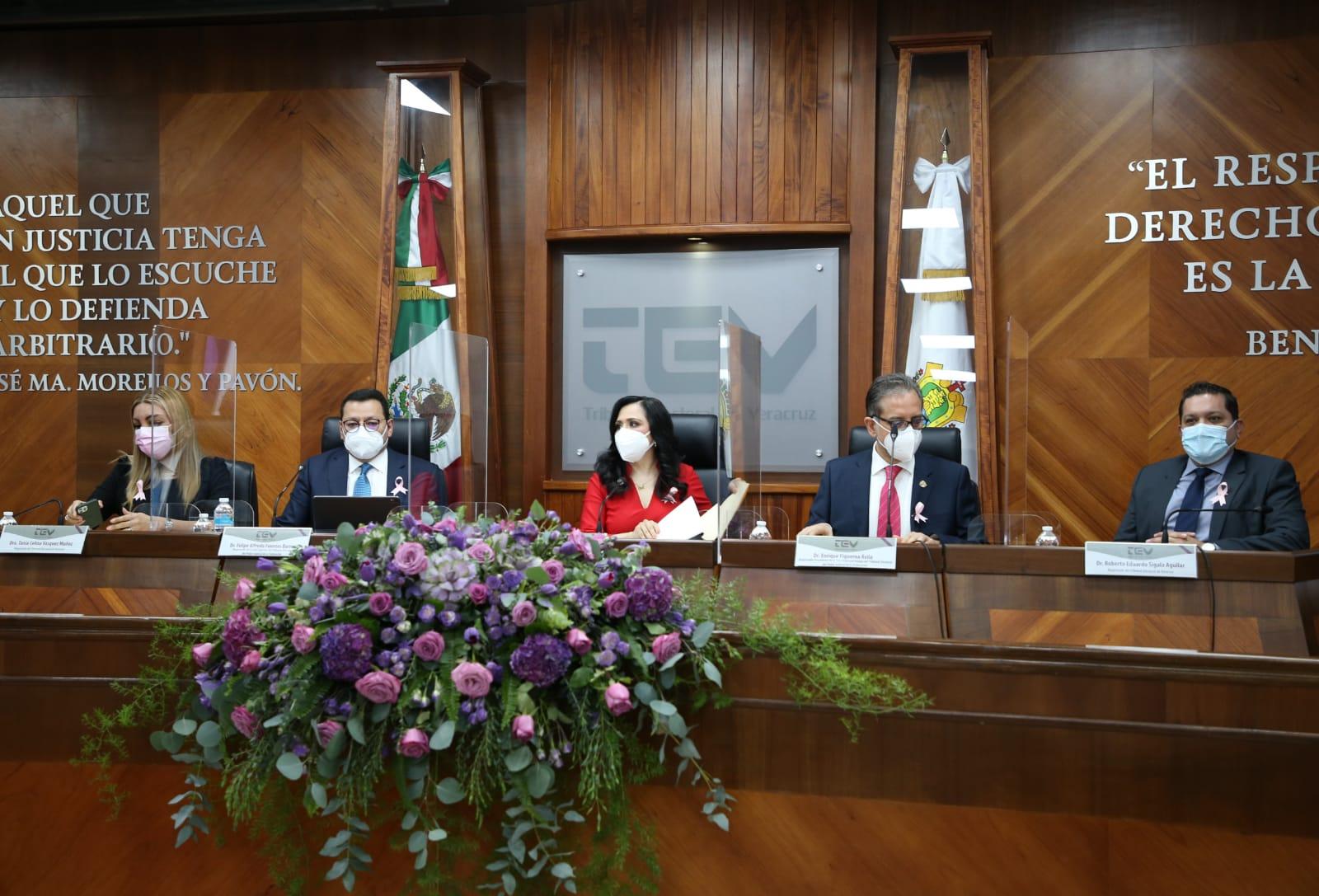 La justicia electoral digital, instrumento alternativo indispensable que acerca aún más a los ciudadanos con los órganos jurisdiccionales: magistrado Fuentes Barrera