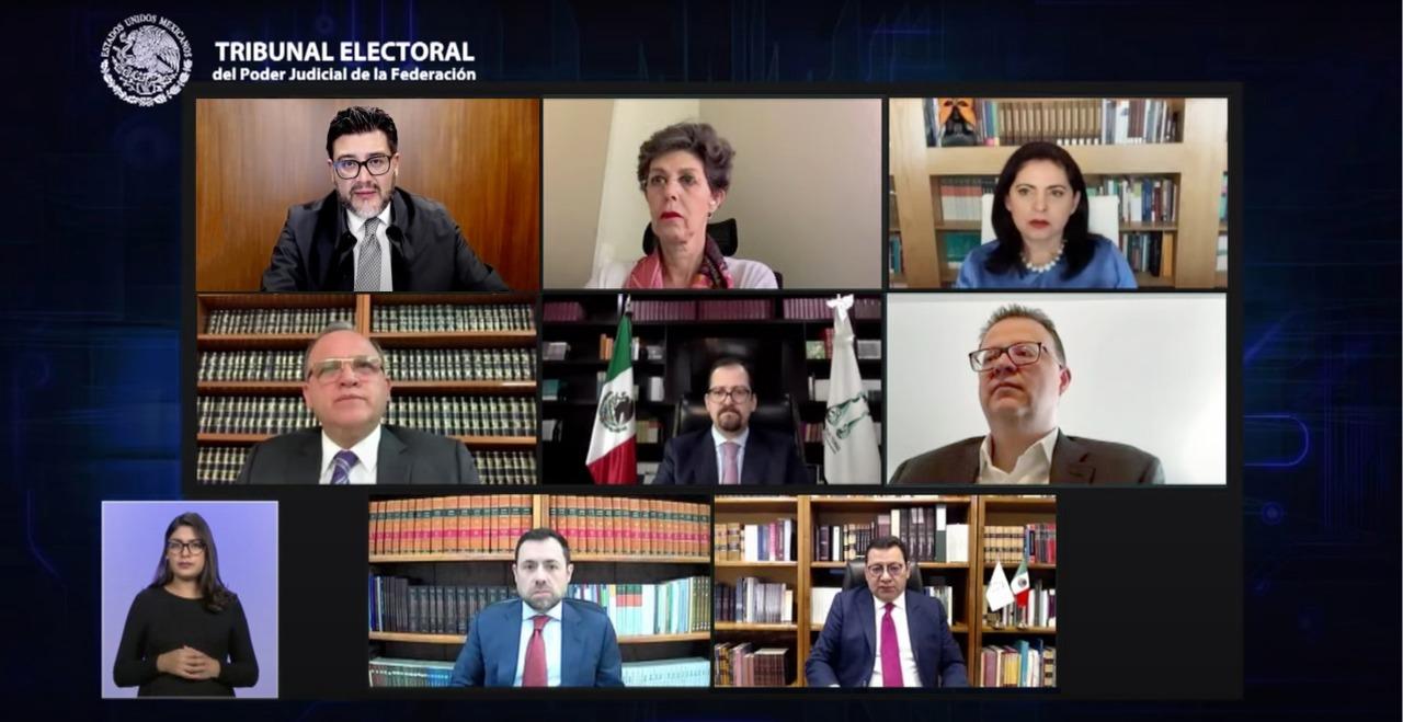 """Determina el TEPJF que la plataforma digital """"Voto útil"""" no transgredió la normatividad electoral<br />"""