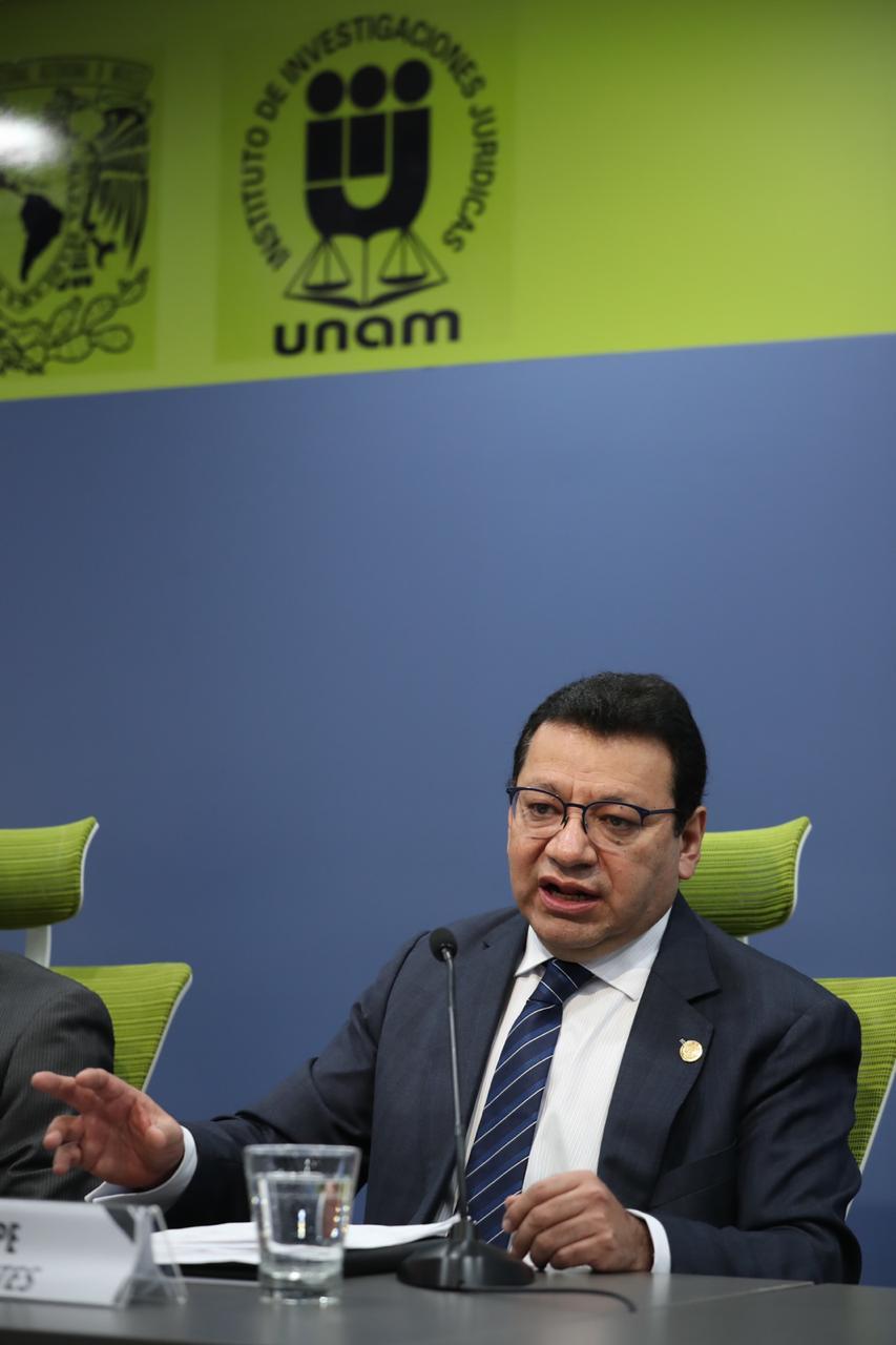 Juicio en línea y sistema de impugnación más sencillo abonarían a austeridad: Fuentes Barrera