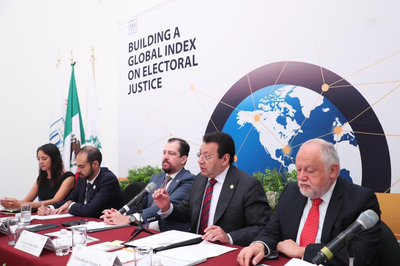 El TEPJF impulsa índice de justicia electoral para evaluar a naciones