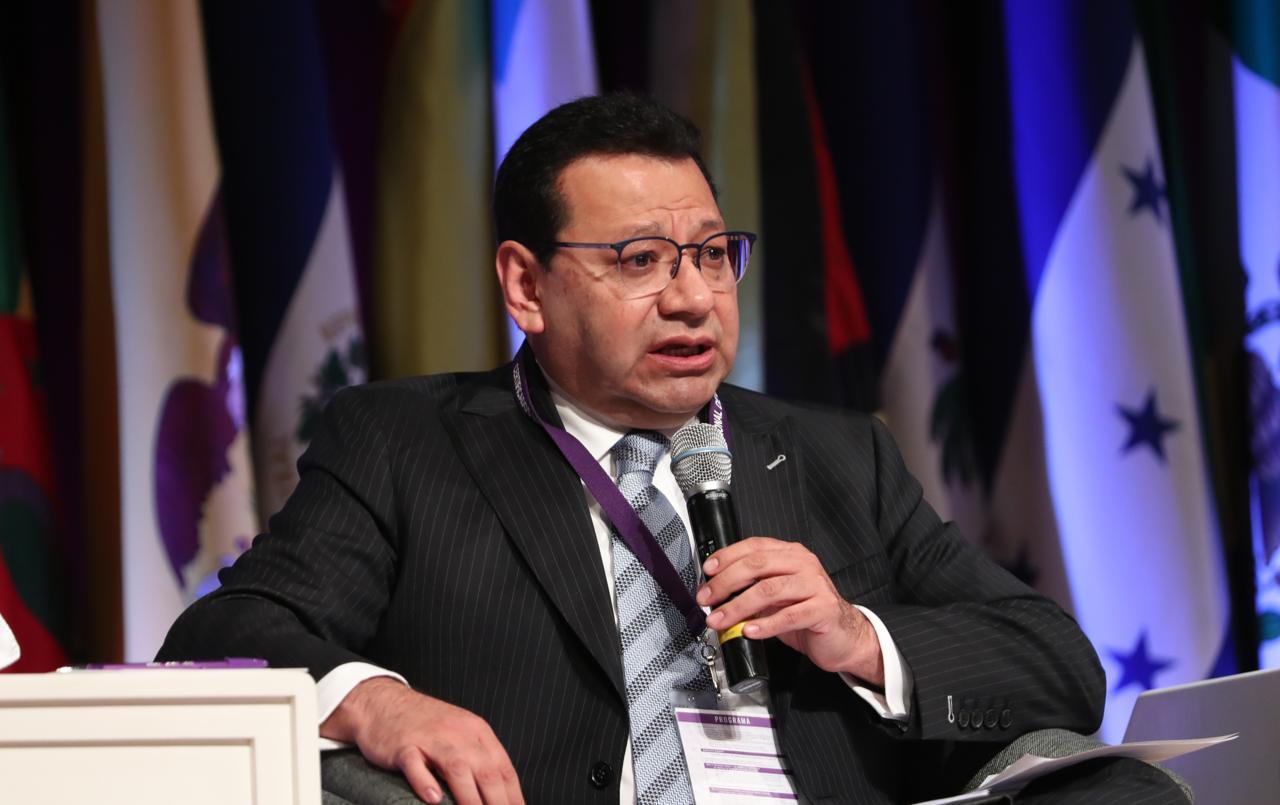 Coincide TEPJF con la OEA en hacer eficientes a organismos electorales: Felipe Fuentes Barrera