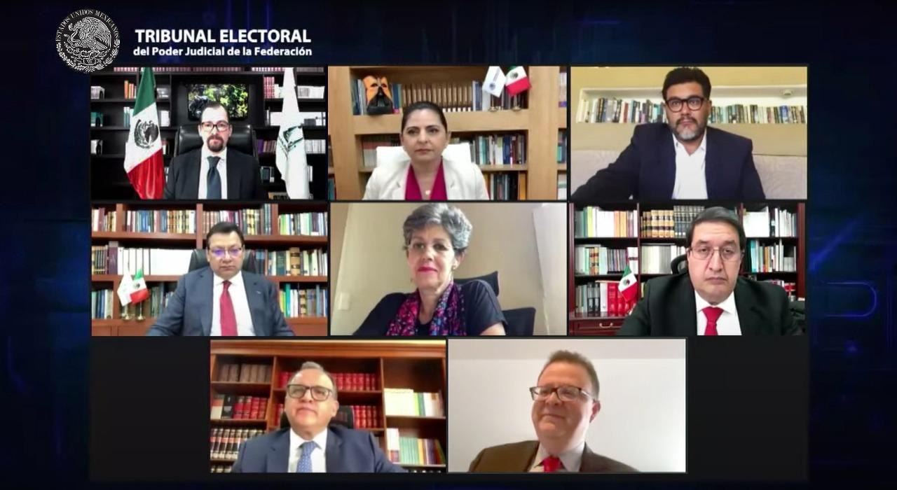No podrá haber representaciones partidistas en la Consulta Popular, confirma el TEPJF