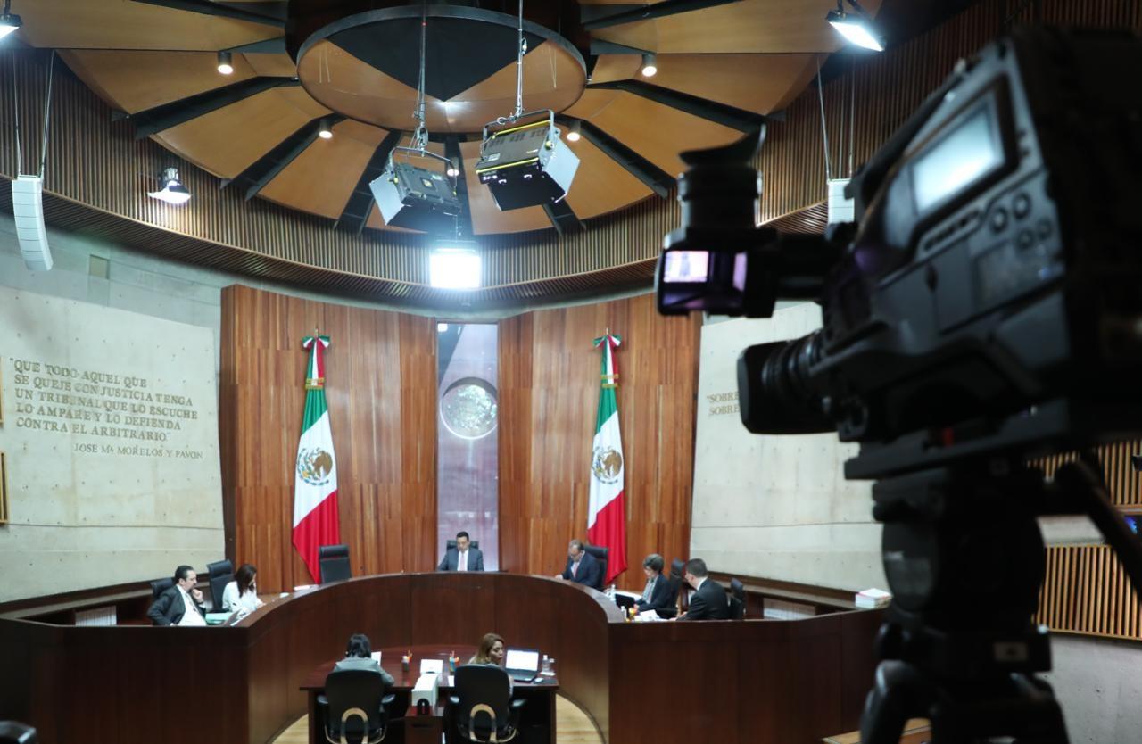 TEPJF desecha juicio en torno a la Ley de Participación Ciudadana de la CDMX<br /> <br />