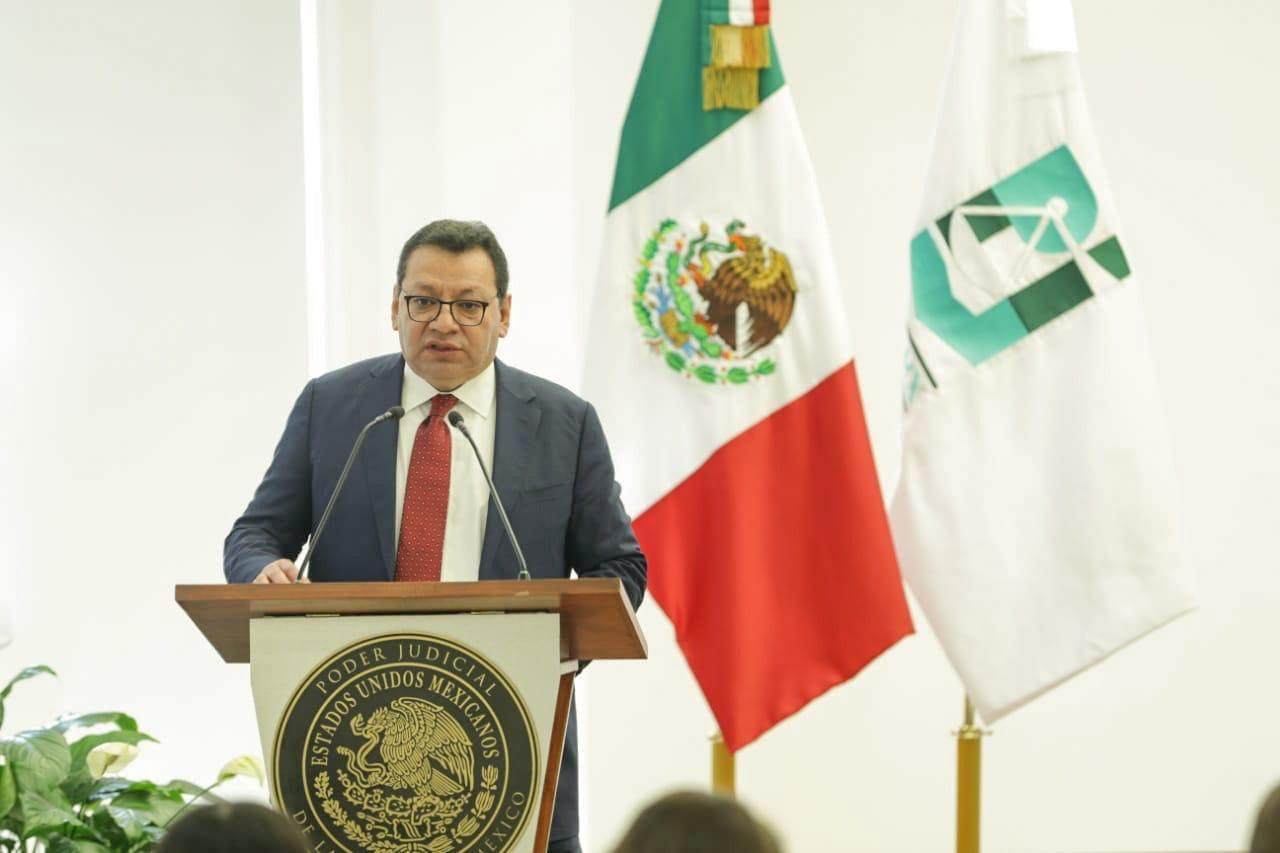 Justicia abierta nos reconecta mejor con la ciudadanía y nos dota de mayor legitimidad: Felipe Fuentes Barrera