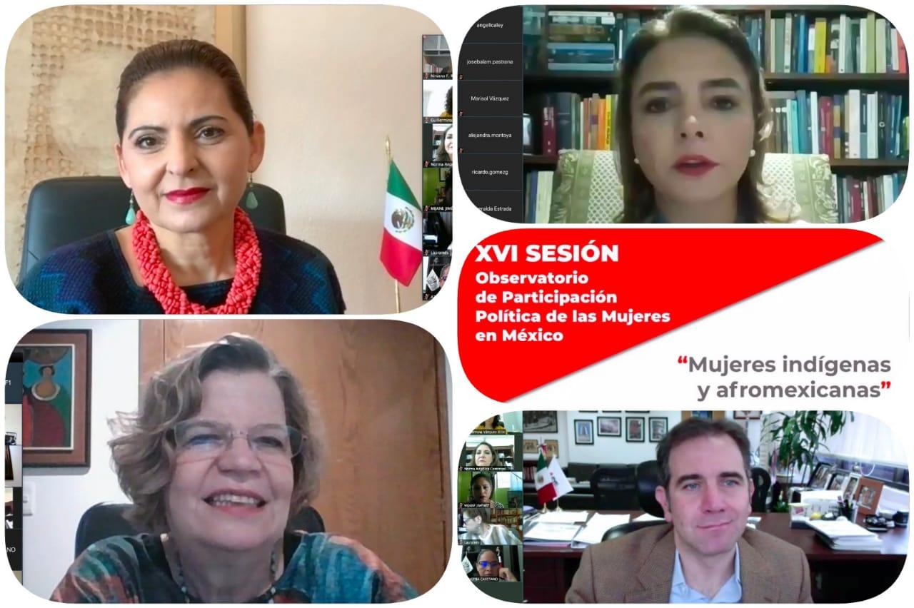 Imperativo, que elecciones históricas en 2021 estén libres de violencia contra las mujeres: Mónica Soto