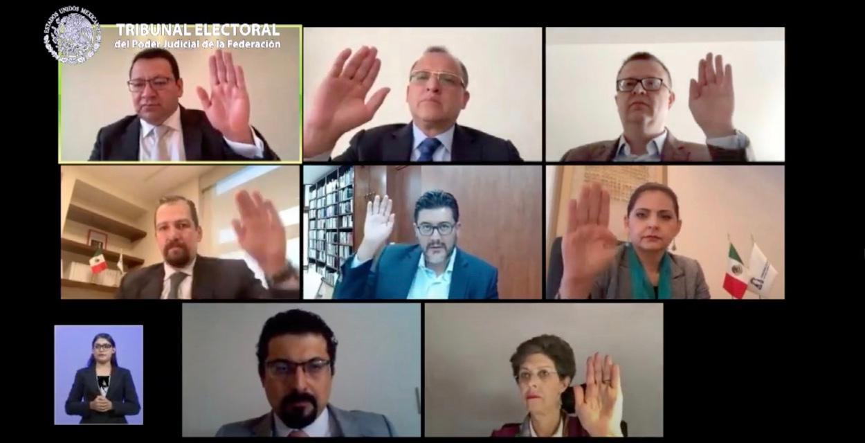 El TEPJF avala cambios realizados por el INE a proceso interno de Morena