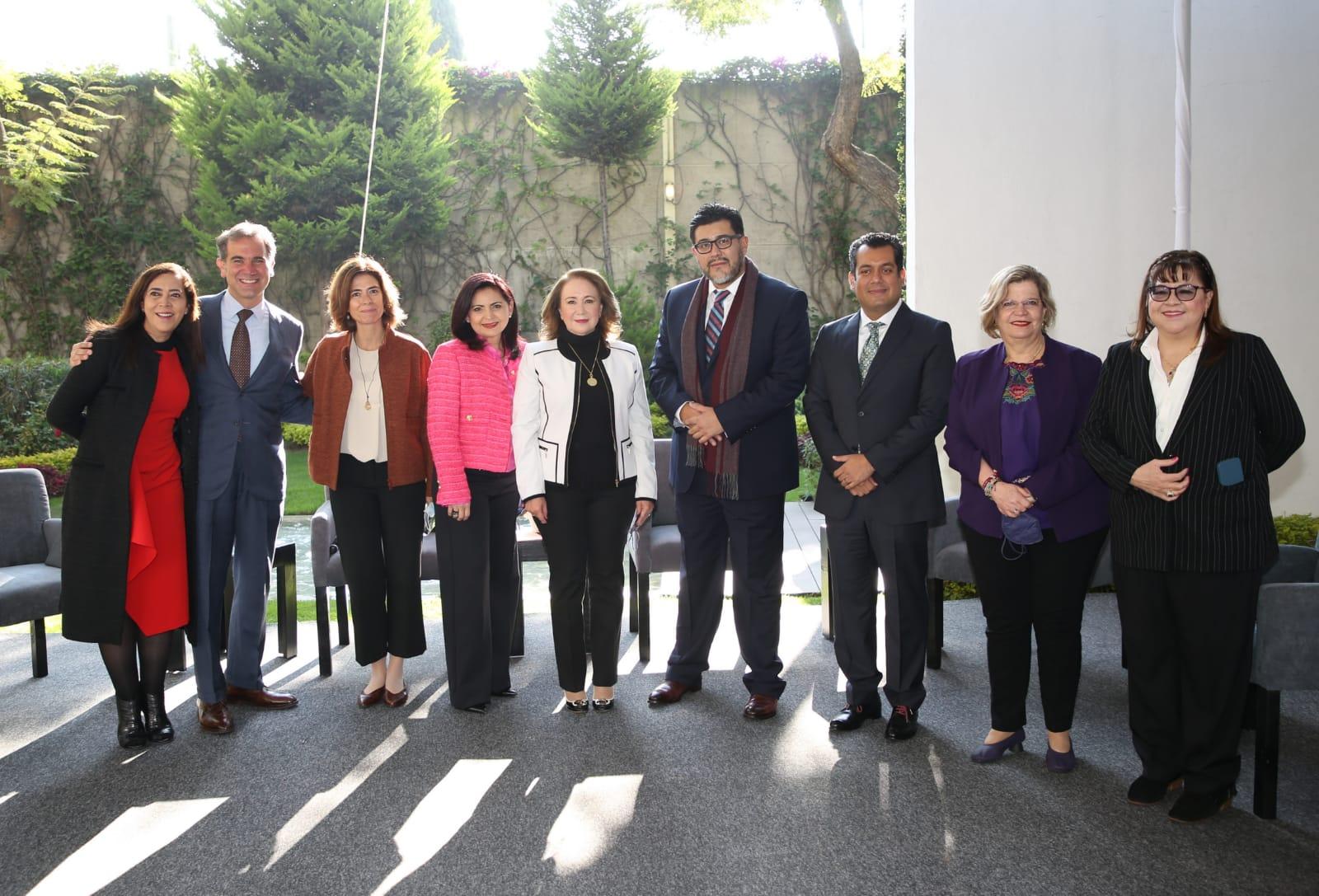Conmemora el TEPJF el 68 Aniversario del Voto de las Mujeres en México