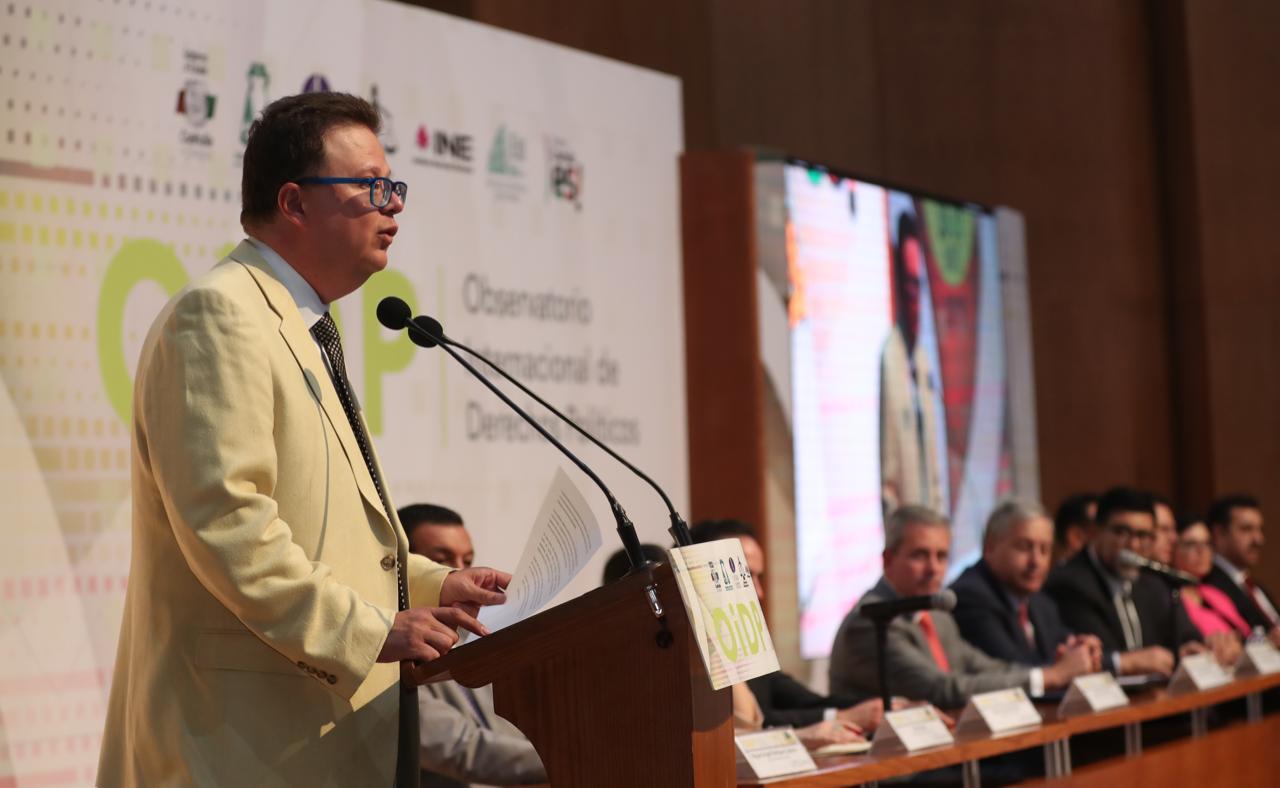 Es momento de replantear candidaturas independientes: Felipe de la Mata
