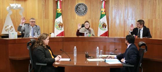 TRIBUNAL ELECTORAL DE MICHOACÁN, HA LLEVADO A CABO LAS ACCIONES NECESARIAS PARA HACER CUMPLIR SU SENTENCIA: SALA REGIONAL TOLUCA