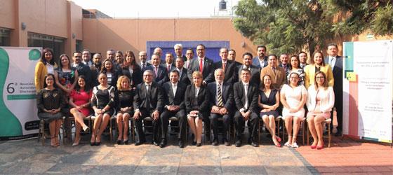 SALA REGIONAL TOLUCA LLEVA A CABO SU 6ª REUNIÓN DE AUTORIDADES ELECTORALES DE LA QUINTA CIRCUNSCRIPCIÓN PLURINOMINAL