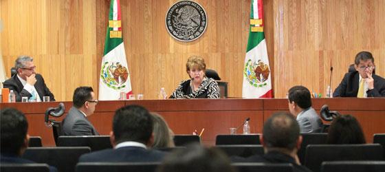 SALA REGIONAL TOLUCA REVOCA SENTENCIA DEL TRIBUNAL ELECTORAL DEL ESTADO DE MÉXICO