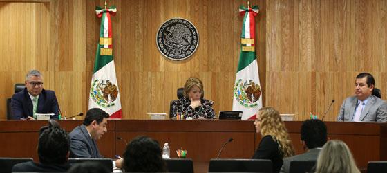 LA SALA REGIONAL TOLUCA CONFIRMÓ SENTENCIAS VINCULADAS CON LA CONSTITUCIONALIDAD DEL ARTÍCULO 95, PÁRRAFO 5, DE LA LEY GENERAL DE PARTIDOS POLÍTICOS