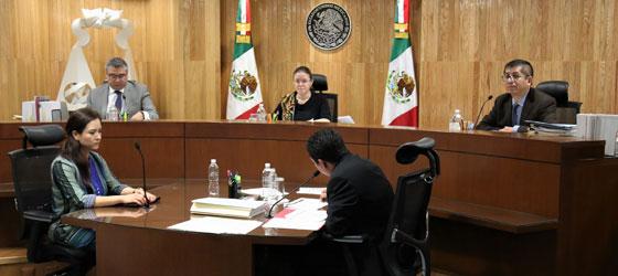 CONFIRMA SALA TOLUCA EL REGISTRO DE CANDIDATAS Y CANDIDATOS DE LAS DISTINTAS COALICIONES EN LOS ESTADOS DE MÉXICO Y MICHOACÁN