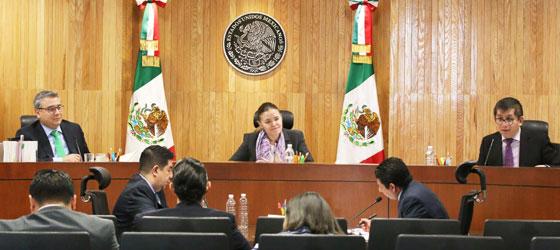 SALA TOLUCA CONFIRMA EL REGISTRO DE CANDIDATOS REALIZADO POR DIVERSOS PARTIDOS POLÍTICOS PARA INTEGRANTES DE AYUNTAMIENTOS EN EL ESTADO DE MÉXICO Y MICHOACÁN