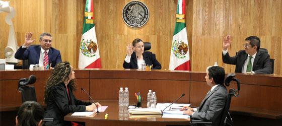 SALA TOLUCA ORDENA SUSTITUIR AL CANDIDATO A SEGUNDO REGIDOR DE LA PLANILLA A INTEGRAR EL AYUNTAMIENTO DE NEZAHUALCÓYOTL, PROPUESTA POR LA COALICIÓN POR EL ESTADO DE MÉXICO AL FRENTE
