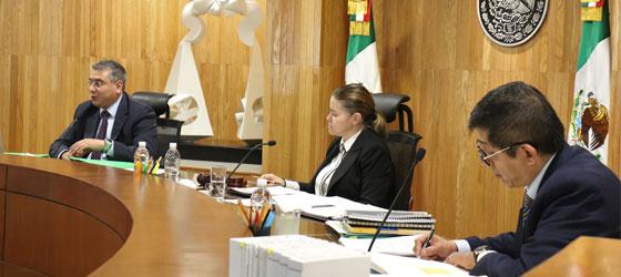 SALA TOLUCA CONFIRMA NOMBRAMIENTO DE CAPACITADORES ASISTENTES ELECTORALES (CAES) EN EL ESTADO DE MÉXICO