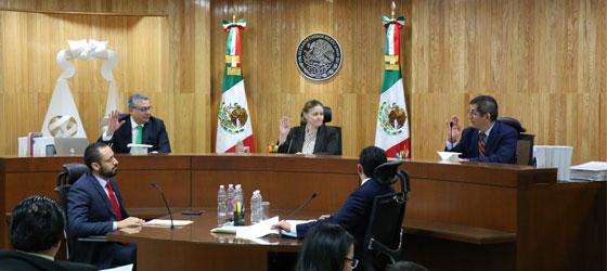 SALA TOLUCA ORDENA ENTREGAR SENTENCIAS FAVORABLES A CIUDADANAS EN EL ESTADO DE MÉXICO E HIDALGO A FIN DE GARANTIZAR SU DERECHO AL VOTO ESTE DOMINGO 1 DE JULIO