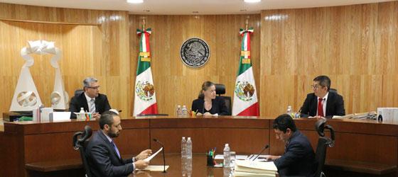 SALA REGIONAL TOLUCA INICIA LA RESOLUCIÓN DE LOS JUICIOS DERIVADOS DE LA JORNADA ELECTORAL DEL PASADO 1 DE JULIO