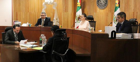 SALA REGIONAL TOLUCA CONFIRMA AMONESTACIONES PÚBLICAS A CANDIDATOS A PRESIDENTES MUNICIPALES DE OCOYOACAC Y CUAUTITLÁN IZCALLI