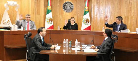 CON LA RESOLUCIÓN DE 118 INCONFORMIDADES PROMOVIDAS POR EL PARTIDO ENCUENTRO SOCIAL, LA SALA REGIONAL TOLUCA CONCLUYE LA TOTALIDAD DE LOS JUICIOS DERIVADOS DE LA ELECCIÓN DE SENADORES Y DIPUTADOS FEDERALES EN LA QUINTA CIRCUNSCRIPCIÓN PLURINOMINAL