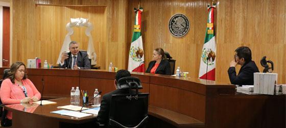 Confirma los resultados de la elección en el distrito 03 de San Felipe Orizatlán, Hidalgo