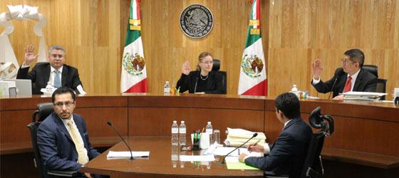 SALA TOLUCA CONFIRMA LA DECLARACIÓN DE VALIDEZ DE LA ELECCIÓN DEL AYUNTAMIENTO DE ZITÁCUARO, MICHOACÁN