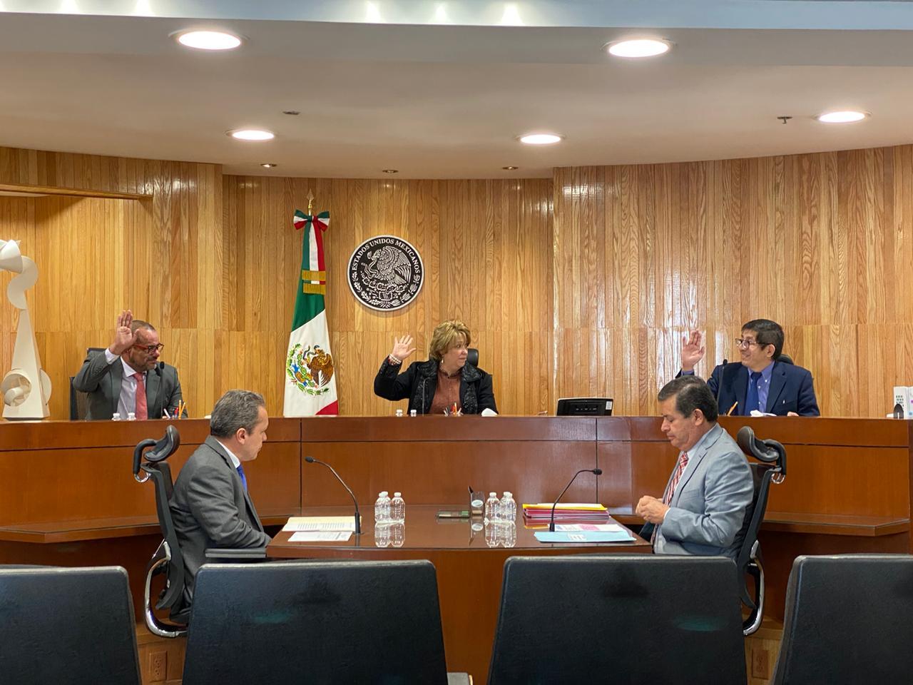LA SALA REGIONAL TOLUCA CONFIRMÓ EL DICTAMEN CONSOLIDADO Y LA RESOLUCIÓN DEL CONSEJO GENERAL DEL INSTITUTO NACIONAL ELECTORAL RELACIONADA A LAS IRREGULARIDADES ENCONTRADAS EN LA REVISIÓN DEL INFORME ANUAL DE INGRESOS Y GASTOS DE MORENA EN EL ESTADO DE HIDALGO.