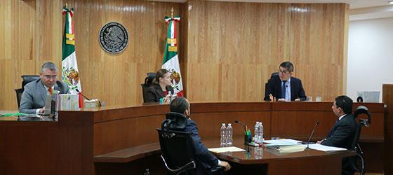 SALA TOLUCA CONFIRMA LOS RESULTADOS DE LAS ELECCIONES EN LOS MUNICIPIOS MEXIQUENSES DE ZACUALPAN, TEPOTZOTLÁN Y SAN MATEO ATENCO