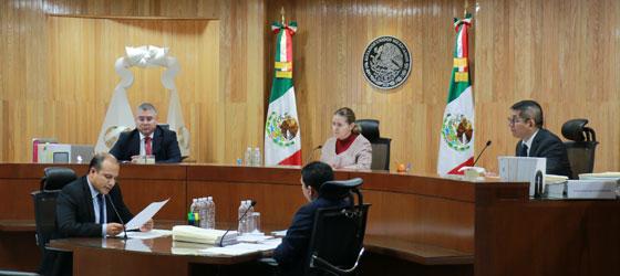 SALA TOLUCA CONFIRMA LA VALIDEZ DE LAS ELECCIONES Y LA ASIGNACIÓN DE REGIDORES DE REPRESENTACIÓN PROPORCIONAL, ENTRE OTROS, DE LOS AYUNTAMIENTOS DE TOLUCA, METEPEC, LERMA, NICOLÁS ROMERO, COACALCO, IXTLAHUACA, CUAUTITLÁN IZCALLI y OCOYOACAC, EN EL ESTADO DE MÉXICO.