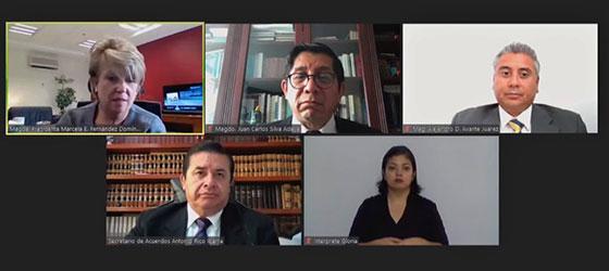 SALA REGIONAL TOLUCA DEL TRIBUNAL ELECTORAL DEL PODER JUDICIAL DE LA FEDERACIÓN CONFIRMA CÓMPUTOS Y VALIDA ELECCIÓN DE DIPUTADOS EN DIVERSOS DISTRITOS ELECTORALES UNINOMINALES FEDERALES.